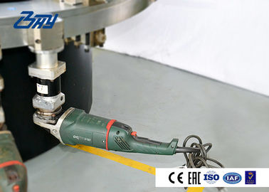 Lightweight Cold Pipe Cutting And Beveling Machine Various Bevel Type